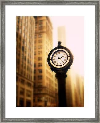 Timeless Framed Print by Jessica Jenney