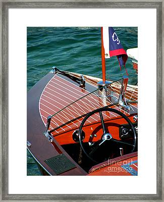 Framed Print featuring the photograph Timeless by Margie Amberge