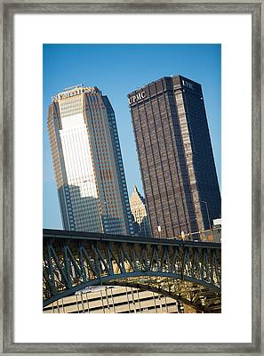 Timeless Old Attraction Framed Print by Jimmy Taaffe