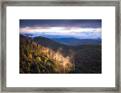 Timeless Sunrise Framed Print by Serge Skiba