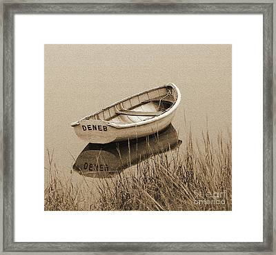 Timeless Transportation Framed Print