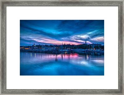 Timeless View Framed Print