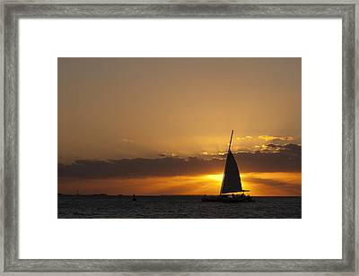 Times Of Our Lives Framed Print by Scott Meyer
