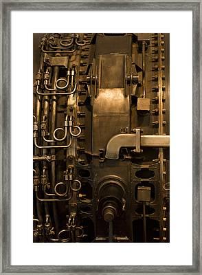 Tinkering Framed Print by Christi Kraft