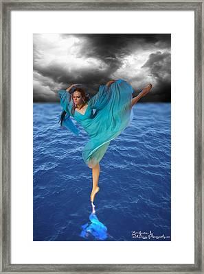 Tiny Dancer 2 Framed Print by Rick Buggy