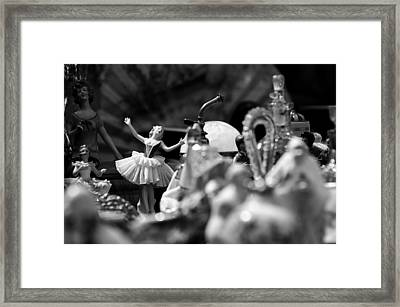 Tiny Dancer Framed Print by Marco Oliveira