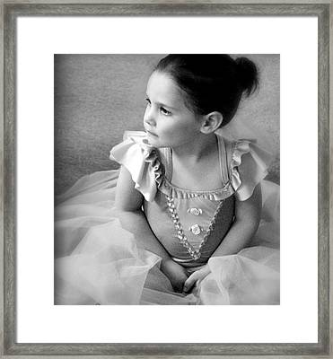 Tiny Dancer Framed Print by Stephanie Grooms