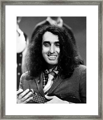 Tiny Tim, Ca. Late 1960s Framed Print by Everett