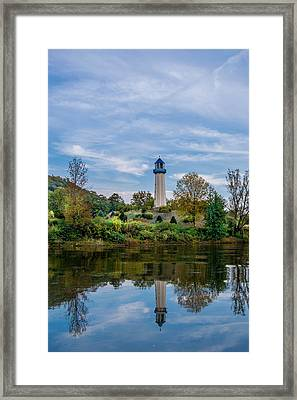 Tionesta Lighthouse 2 Framed Print