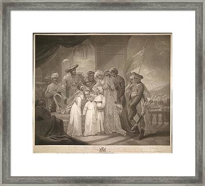 Tippoo Sultaun Framed Print by British Library