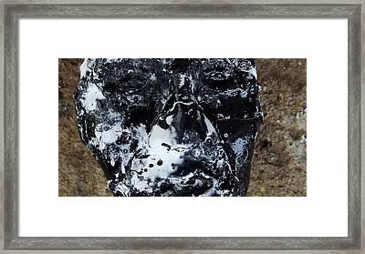 Tired Framed Print by David King