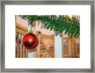 Tis' The Season Framed Print