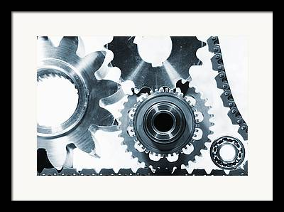 Engineering Framed Prints