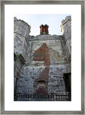 Titchfield Abbey From Within Framed Print by Terri Waters