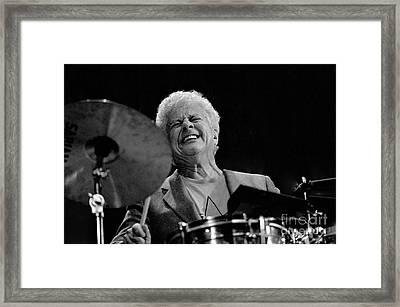 Tito Puente Framed Print