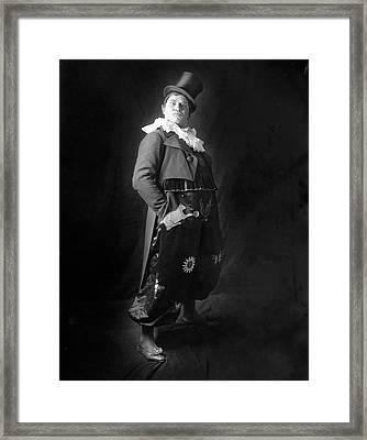 Titta Ruffo (1877-1953) Framed Print by Granger