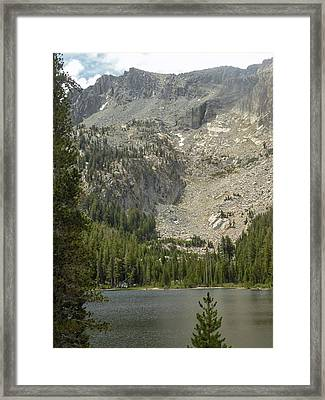 Tj South Framed Print by Peter Hennessey