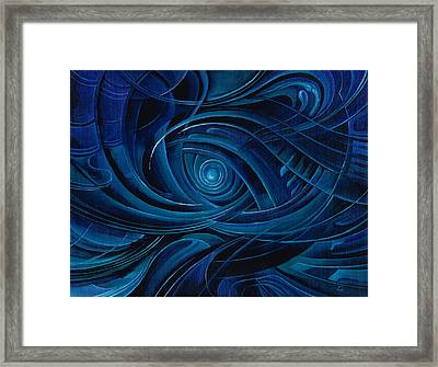 To Another World Framed Print
