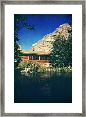 To Behold Framed Print