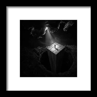 Revelation Framed Prints