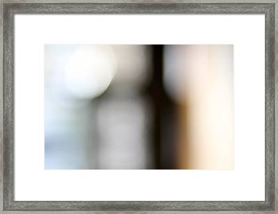 To Get Out Of It  Framed Print by Danica Radman