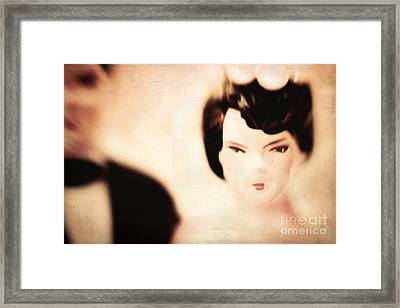 To Have And To Hold Framed Print by Colleen Kammerer
