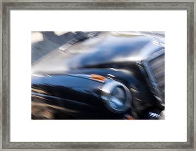 Framed Print featuring the photograph To Journey Through Space And Time by Alex Lapidus