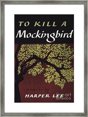 To Kill A Mockingbird, 1960 Framed Print