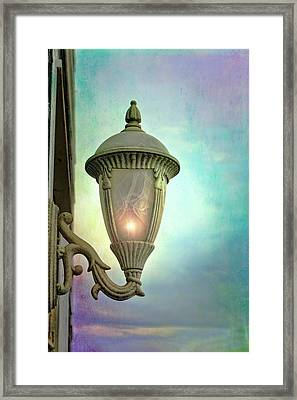 To Light Your Way Framed Print