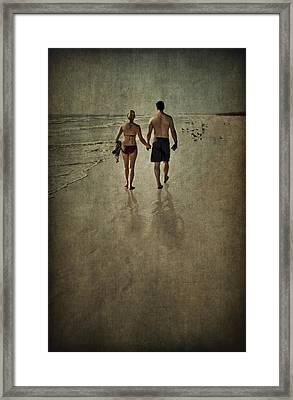 To Love Framed Print by Evelina Kremsdorf