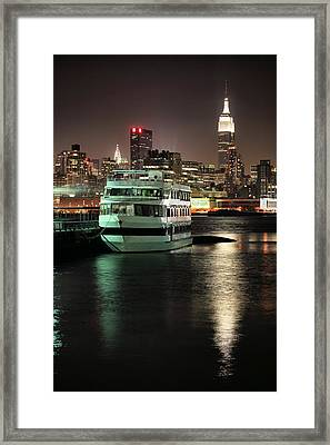 To Nyc Framed Print by JC Findley
