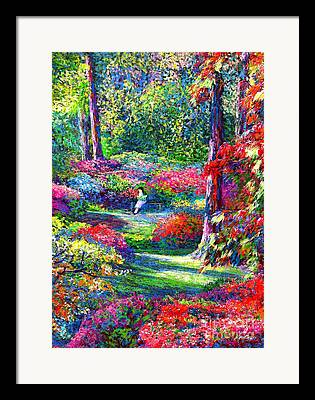Azalea Framed Prints