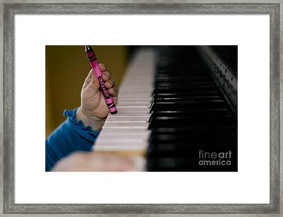 To Sir With Love The Early Years Framed Print