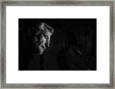 To Sleep Perchance To Dream Framed Print by Jim Cook
