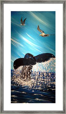 To Soar Framed Print by Jim Bowers