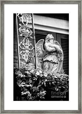 To The Heavens Framed Print by John Rizzuto
