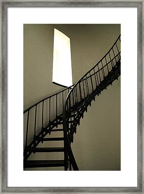 To The Light Framed Print