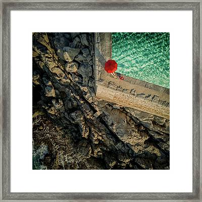 To The Other Side Framed Print