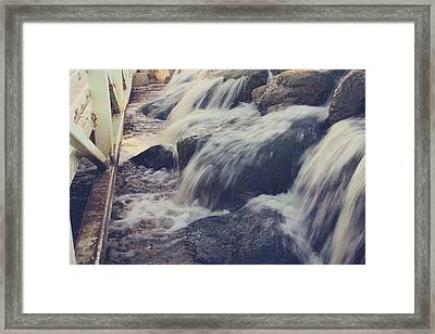 To The Place I Love Framed Print by Laurie Search