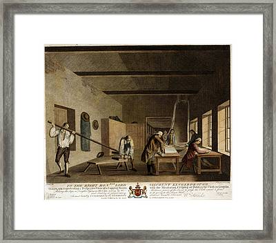 To The Right Honable Lord Viscount Kingsborough, ... This Framed Print by Litz Collection