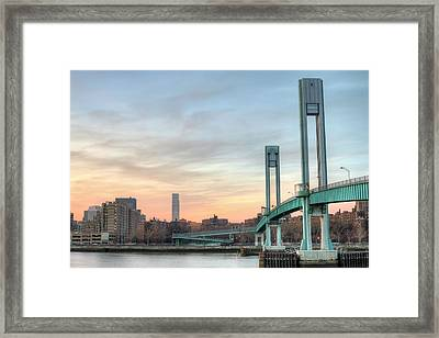 To The Upper East Side Framed Print by JC Findley