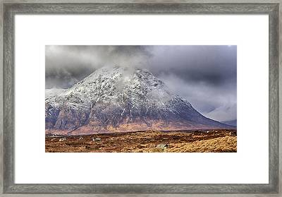 To Touch The Sky Framed Print
