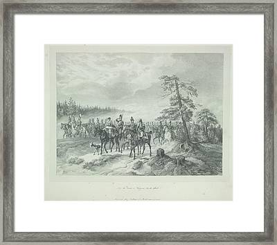 To Wiazma Framed Print by British Library
