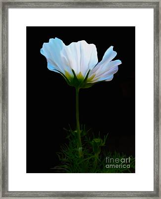 To You Alone May My Spirit Yield Framed Print