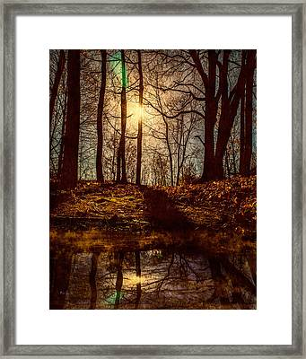 Today Framed Print by Bob Orsillo
