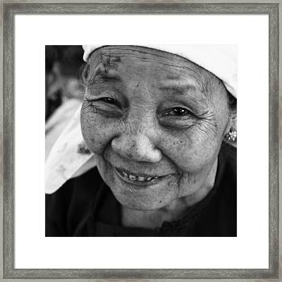 Today Is The Day Framed Print by Jerry Nelson