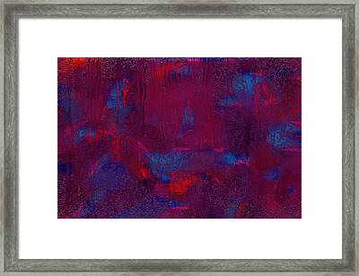 Todays Mood Framed Print by Jack Zulli