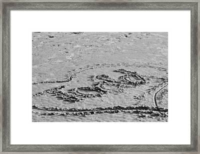Todd Framed Print