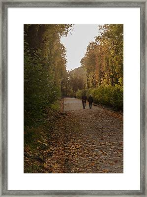 Together For Life Framed Print by Sergey Simanovsky