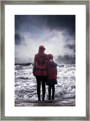 Together We Are Strong Framed Print by Joana Kruse